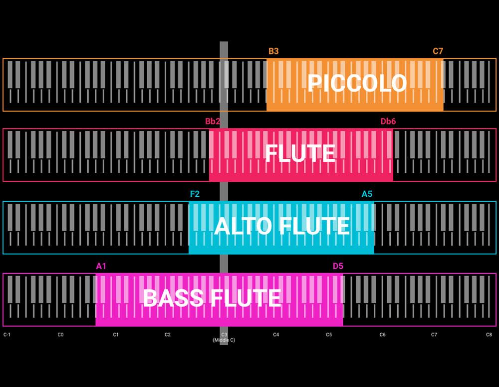 SWAM Flutes | Audio Modeling