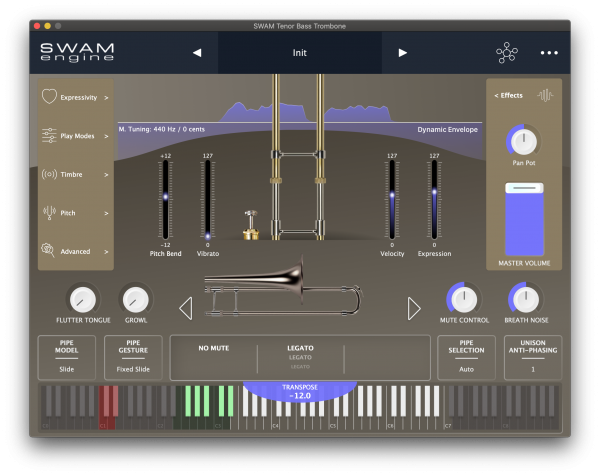 弦楽器 ソフトウェア音源