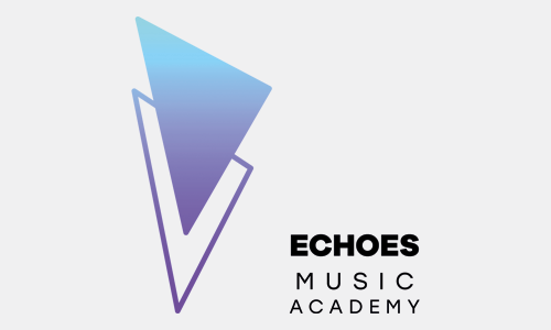 echoes music academy logo