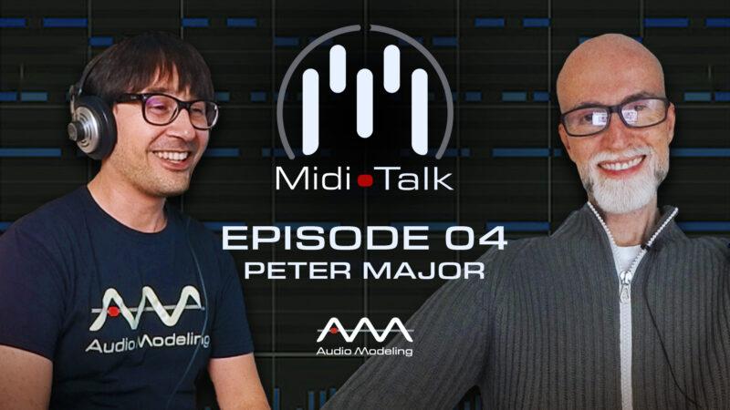 Midi Talk 04 - Peter Major