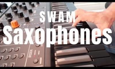 SWAM Saxophones In Action