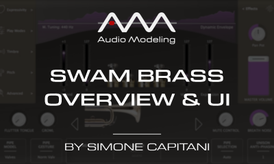 Quick Start Overview - SWAM Brass Tutorials
