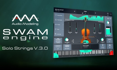 SWAM Solo Strings v3 are OUT NOW!