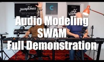 Audio Modeling SWAM: Full Demonstration!