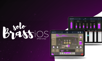 SWAM Solo Brass for iPad is OUT!
