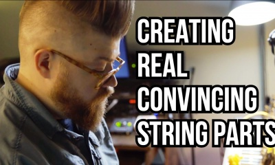 Playing Strings Instruments on a keyboard it is possible!