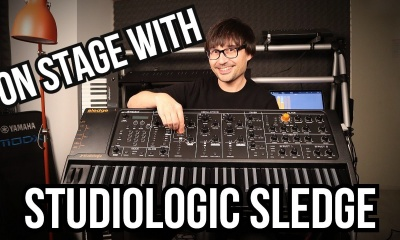 Perform Live with Camelot And Studiologic Sledge