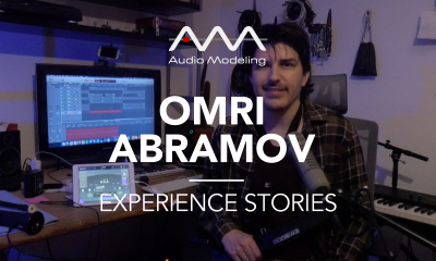 Omri Abramov, Experience Stories with Audio Modeling