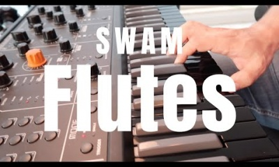 SWAM Flutes In Action
