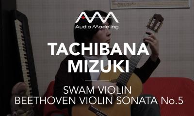 SWAM Violin Beethoven Violin Sonata 5