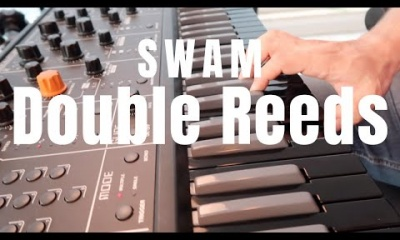 SWAM Double Reeds In Action