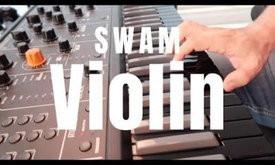 SWAM Violin In Action