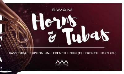 SWAM Horns & Tubas Trailer