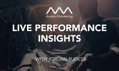 Jordan Rudess Live Performance Secrets