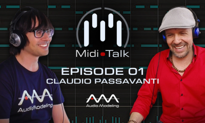 Thoughts on Succeeding in the Music Industry with Claudio Passavanti - MIDI Talk Ep. 1