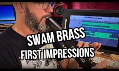 SWAM Solo Brass first impressions - Dino Soldo