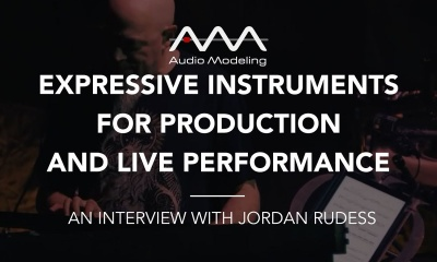 Jordan Rudess tips for playing expressive instruments