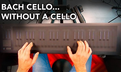 How to Play Bach Cello Suite N1 Without a Cello!