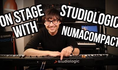 Perform Live with Camelot & Studiologic Numacompact 2X