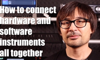 How to connect hardware & software instr. with Camelot