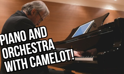 From the Studio to the Stage with Camelot Pro