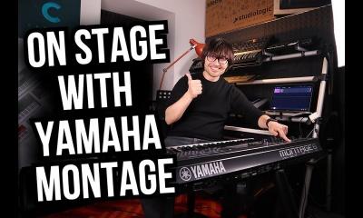 Camelot & Yamaha Montage