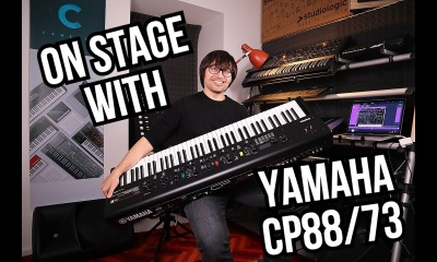 Camelot and Yamaha CP88/73