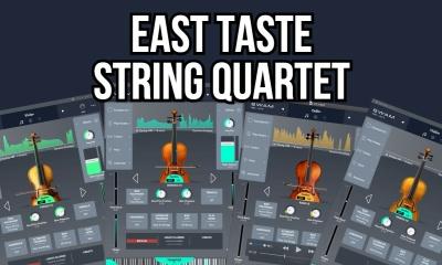 Solo Strings v3 (unusual) Virtual Quartet by t 1!